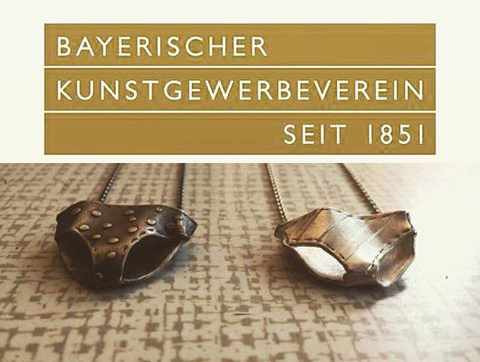 Exhibition at the Bavarian Crafts Council in Munich