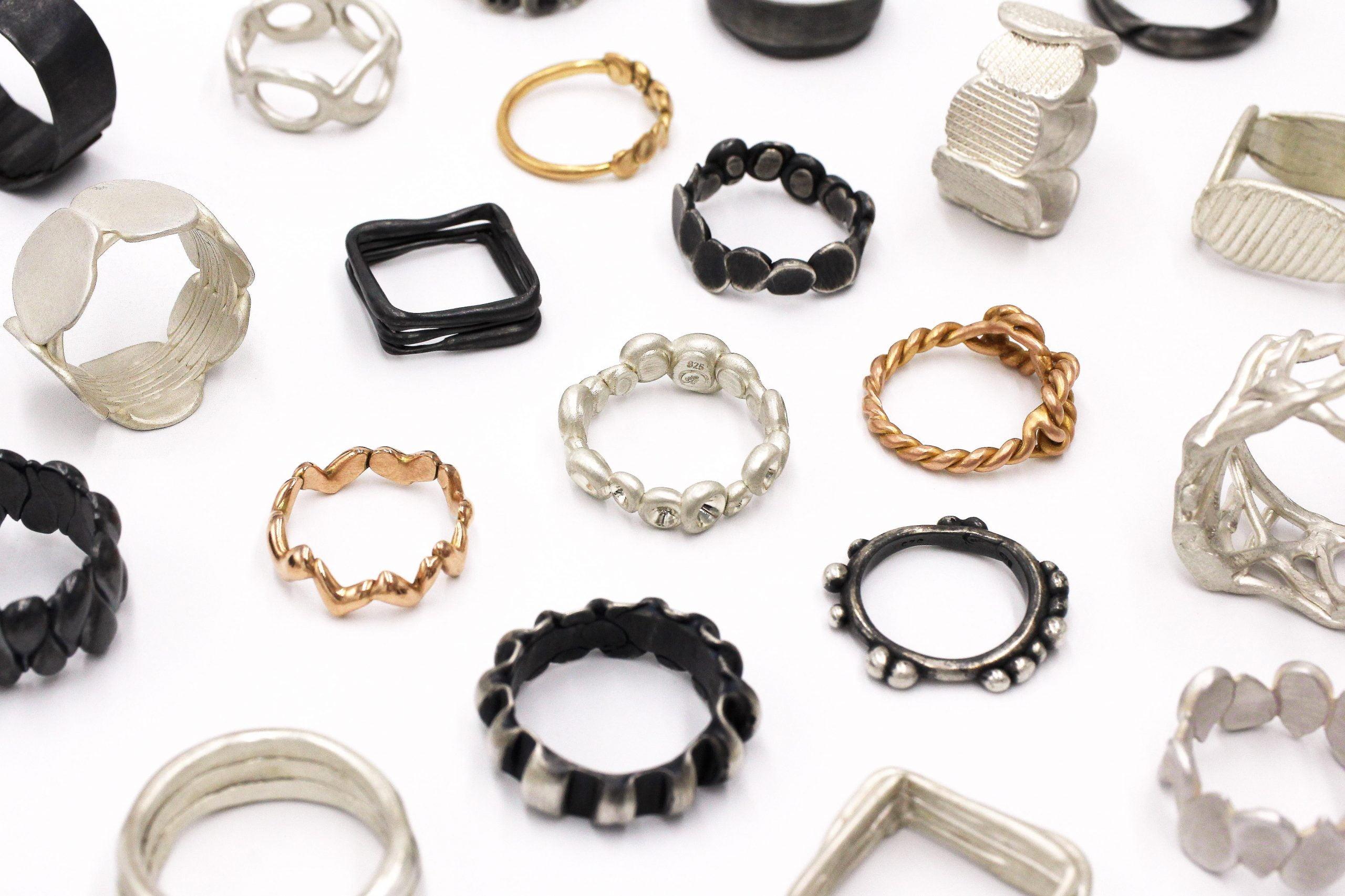 New Custom Rings!